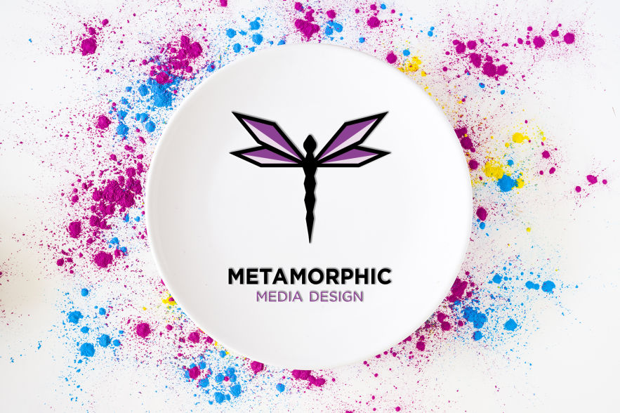 Metamorphic Media Design Logo